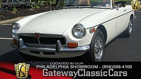 1973 MG MGB for sale 101035699