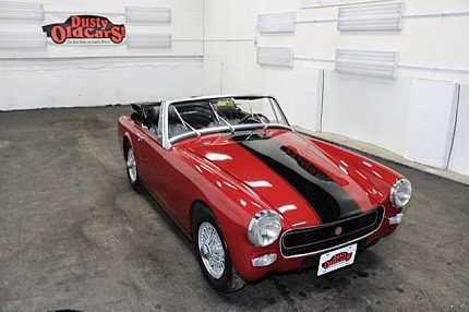 1973 MG Midget for sale 100836866