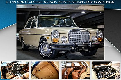 1973 Mercedes-Benz 280 for sale 101032743