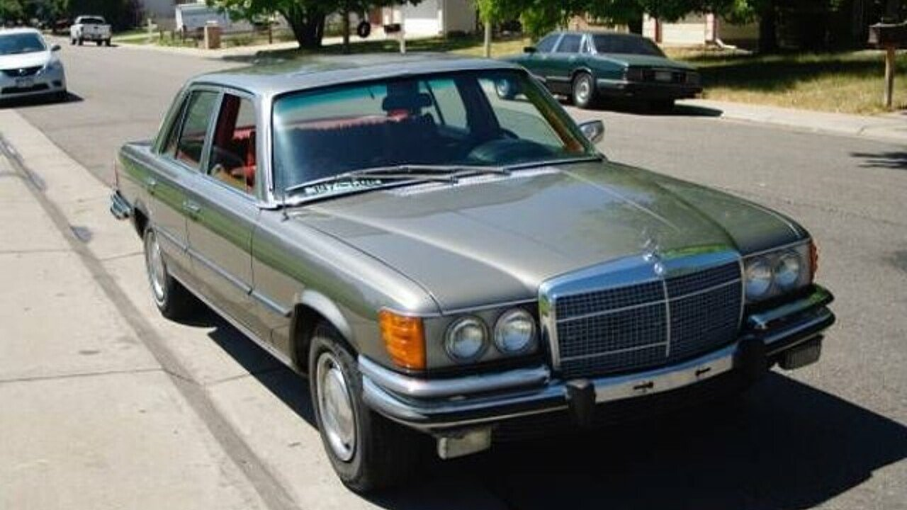 1973 mercedes benz 450se for sale near cadillac michigan 49601 classics on autotrader. Black Bedroom Furniture Sets. Home Design Ideas
