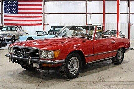 1973 Mercedes-Benz 450SL for sale 100762880