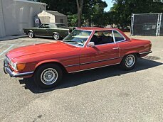 1973 Mercedes-Benz 450SL for sale 100788018
