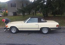 1973 Mercedes-Benz 450SL for sale 100819913