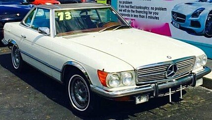 1973 Mercedes-Benz 450SL for sale 100826335