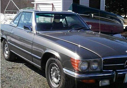1973 Mercedes-Benz 450SL for sale 100864691