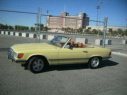 1973 Mercedes-Benz 450SL for sale 100905488