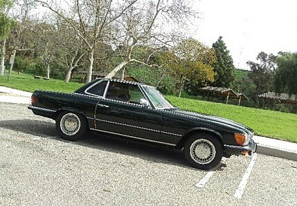 1973 Mercedes-Benz 450SL for sale 100909978