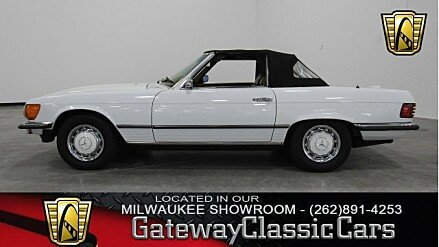 1973 Mercedes-Benz 450SL for sale 100919025