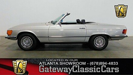 1973 Mercedes-Benz 450SL for sale 100921662