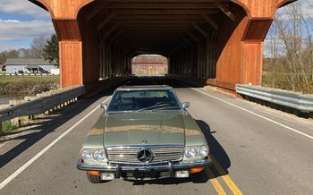1973 Mercedes-Benz 450SL for sale 100929530