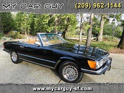 1973 Mercedes-Benz 450SL for sale 100955658