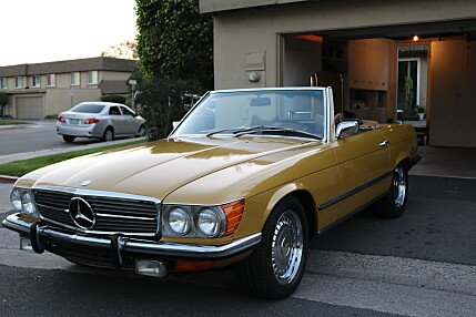 1973 Mercedes-Benz 450SL for sale 100978676