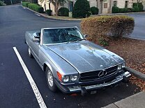 1973 Mercedes-Benz 450SL for sale 100983002
