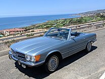 1973 Mercedes-Benz 450SL for sale 100990493