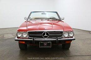 1973 Mercedes-Benz 450SL for sale 101056855