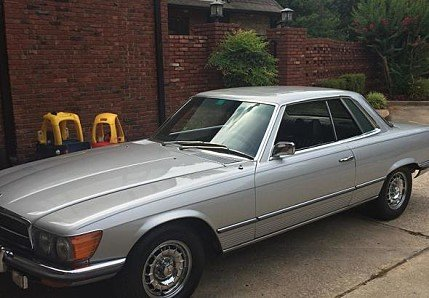 1973 Mercedes-Benz 450SLC for sale 100792927