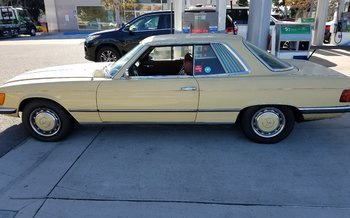 1973 Mercedes-Benz 450SLC for sale 100967411