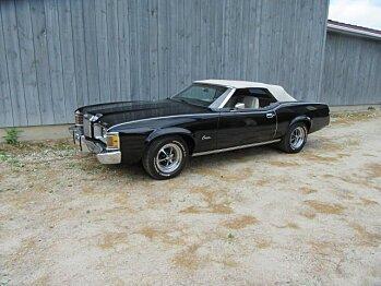 1973 Mercury Cougar for sale 100769726