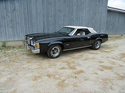 1973 Mercury Cougar for sale 100769726
