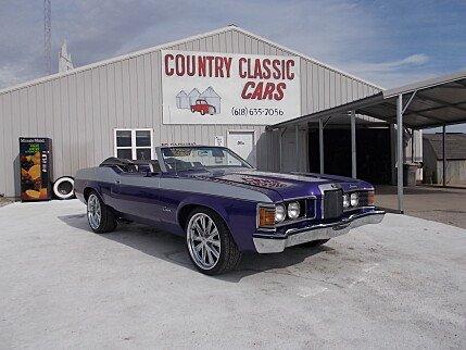 1973 Mercury Cougar for sale 100788564