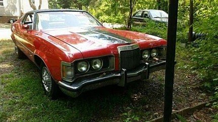 1973 Mercury Cougar for sale 100826384