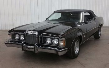 1973 Mercury Cougar for sale 100844423