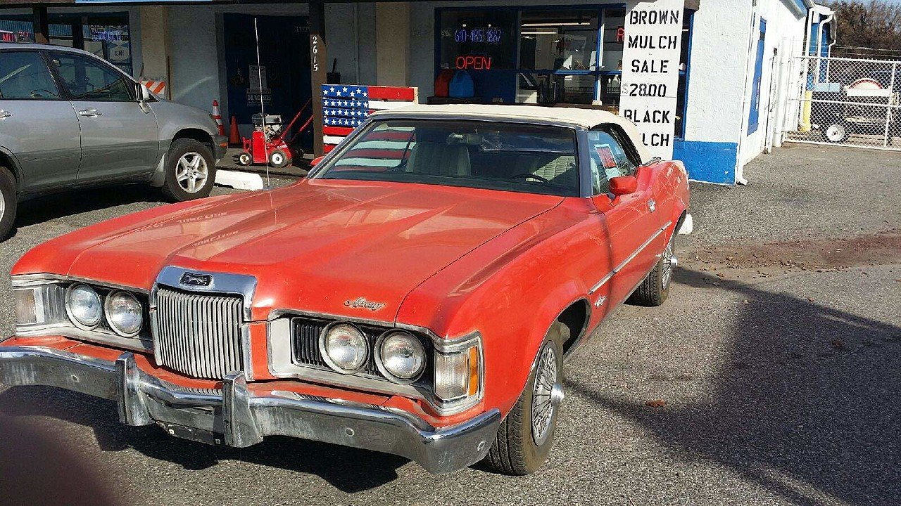 1973 Mercury Cougar Coupe for sale 100944353