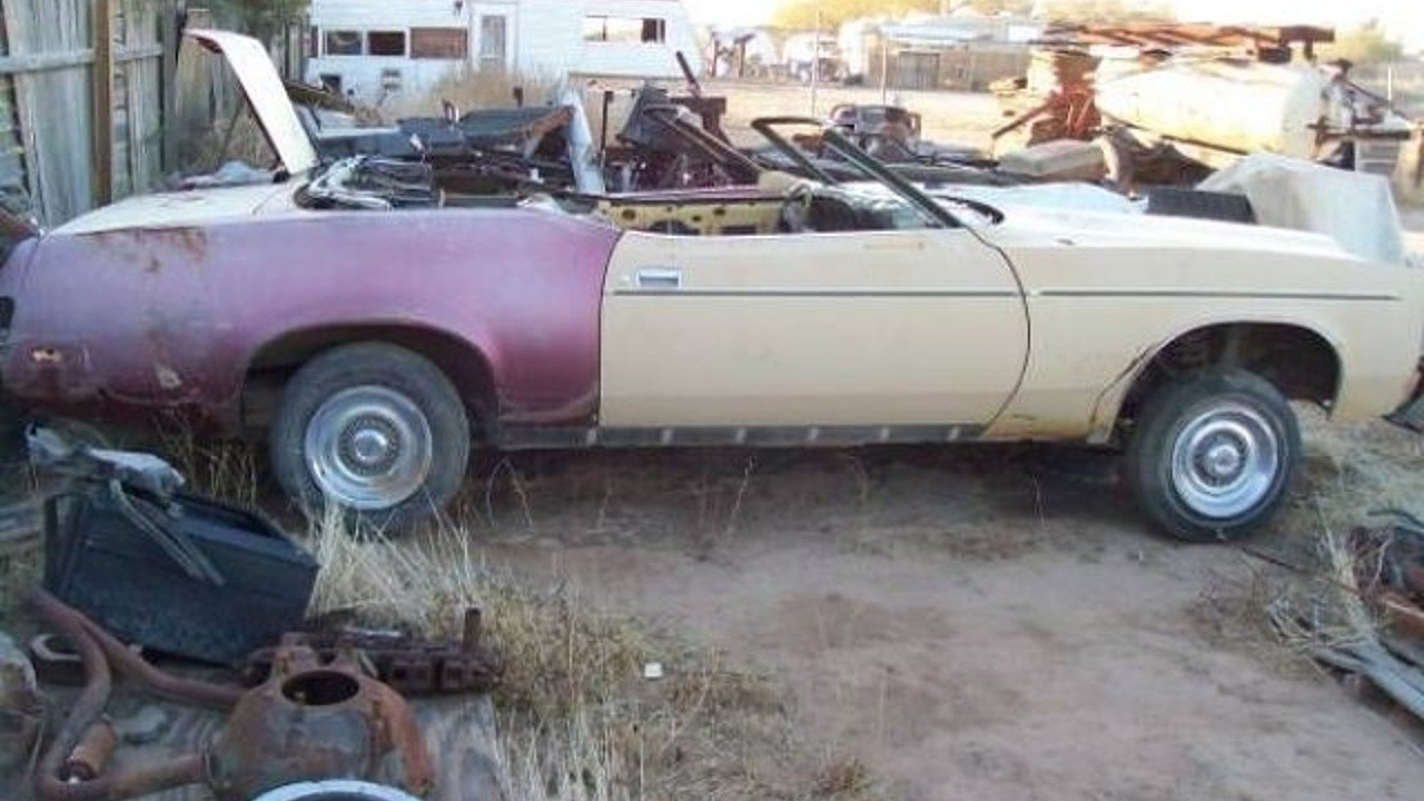 1973 Mercury Cougar for sale 100968811