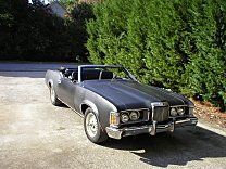1973 Mercury Cougar for sale 100916687
