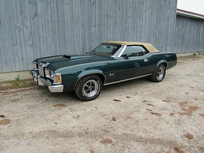 1973 Mercury Cougar for sale 100976348