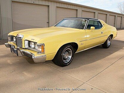 1973 Mercury Cougar for sale 100728401