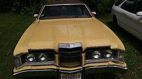 1973 Mercury Cougar for sale 100900306