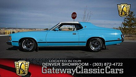 1973 Mercury Cougar for sale 100965310