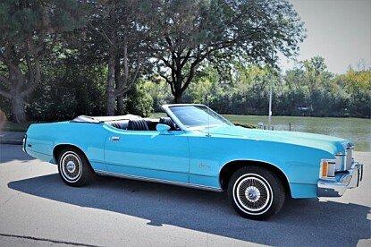 1973 Mercury Cougar for sale 101029633