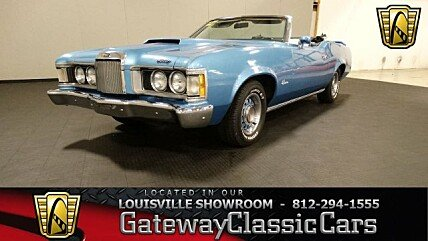 1973 Mercury Cougar for sale 101033856