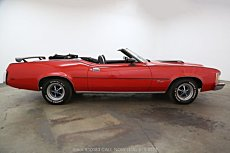 1973 Mercury Cougar for sale 101041778