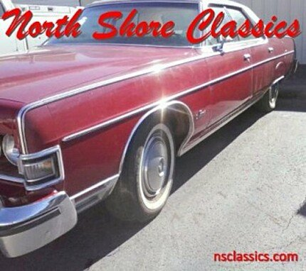 1973 Mercury Marquis for sale 100840141