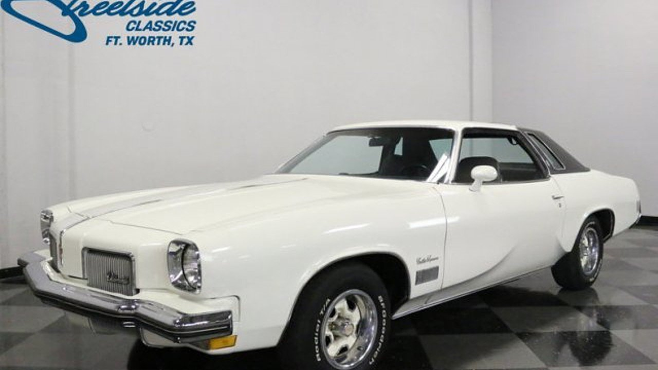 1973 Oldsmobile Cutlass for sale near Fort Worth, Texas 76137 ...