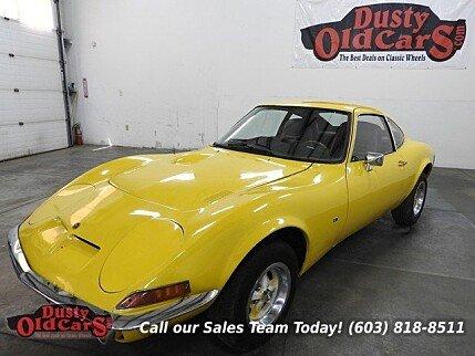 1973 Opel GT for sale 100731484