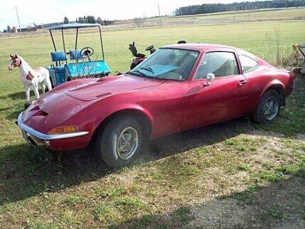 1973 Opel GT for sale 100826204
