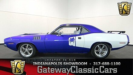 1973 Plymouth Barracuda for sale 100739371