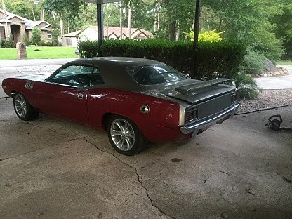 1973 Plymouth Barracuda for sale 100765540