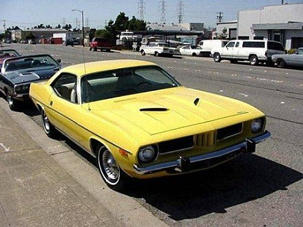 1973 Plymouth Barracuda for sale 100826434