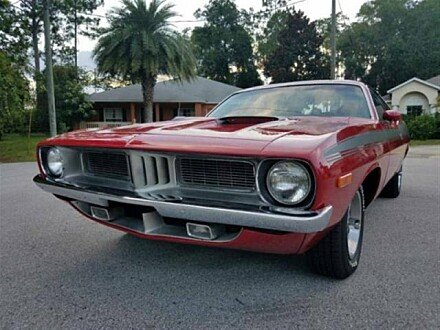 1973 Plymouth Barracuda for sale 100896926