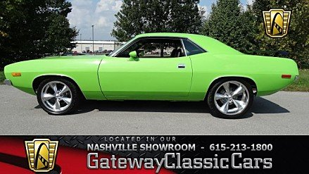 1973 Plymouth Barracuda for sale 100950157