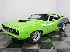 1973 Plymouth CUDA for sale 100836126