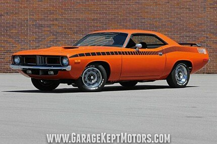 1973 Plymouth CUDA for sale 100994522