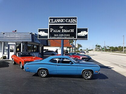 1973 Plymouth Duster for sale 100743662