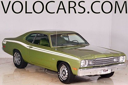 1973 Plymouth Duster for sale 100841849