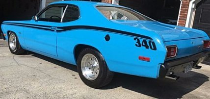 1973 Plymouth Duster for sale 100926560
